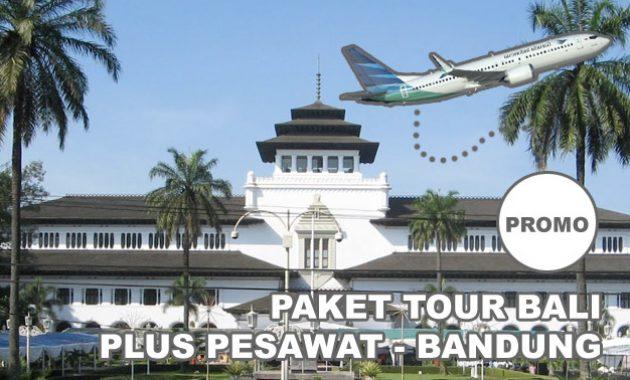 Tour Dari Bandung ke Bali
