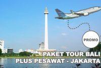 Paket Tour Dari Jakarta ke Bali Dengan Pesawat