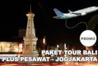 Paket Tour Dari Jogja ke Bali Dengan Pesawat