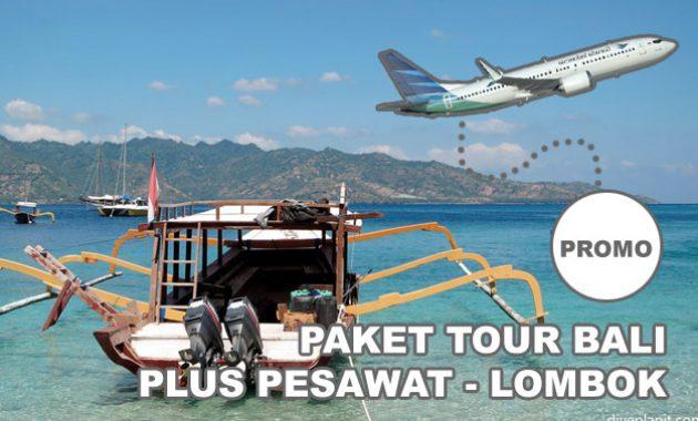Paket Tour Dari Lombok ke Bali Dengan Pesawat