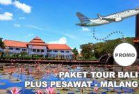 Paket Tour Dari Malang ke Bali Dengan Pesawat