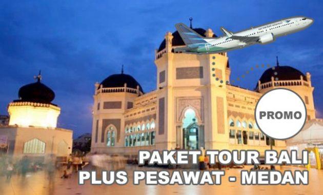 Paket Tour Dari Medan ke Bali Dengan Pesawat