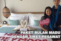 Paket Honeymoon Bali dengan Tiket Pesawat