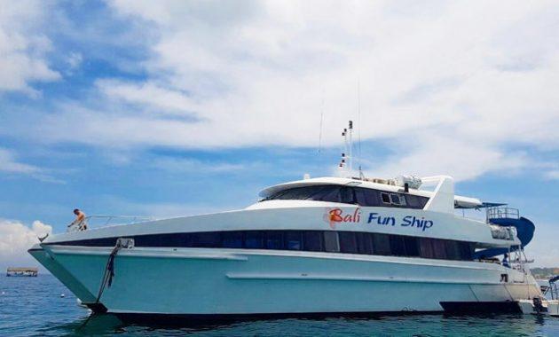 Pesona Wisata Baru, Island Explorer Cruise