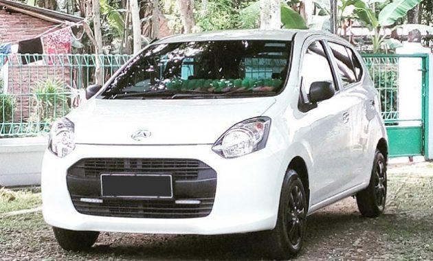 Sewa mobil Ayla Bali