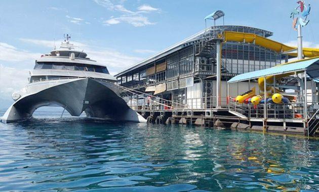 Wisata Pesiar Quicksilver Cruise Bali