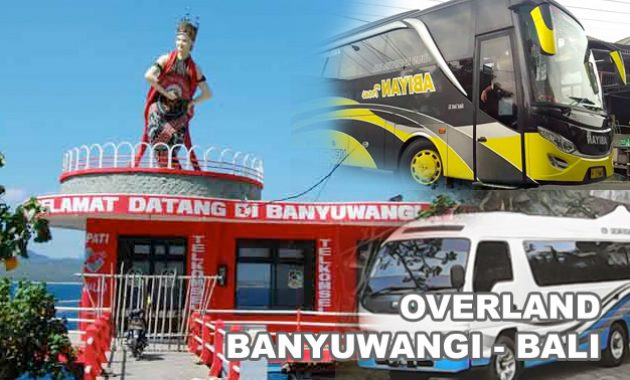 Paket Tour Murah Banyuwangi Bali 5 Hari 2 Malam