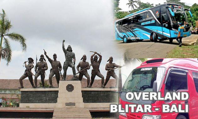 Paket Tour Murah Blitar Bali 4 Hari 1 Malam