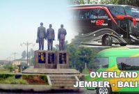 Paket Tour Murah Jember Bali 5 Hari 2 Malam