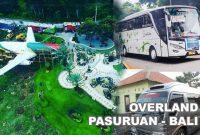 Paket Tour Murah Pasuruan Bali 5 Hari 2 Malam